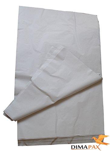 DIMAPAX Packseide, Seidenpapier, 5 kg, 50 x 75cm grau,Polsterpapier Geschirrpapier Papckpapier