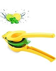 GothicBride Citroenpers, sappers, limoenpers, citrusvruchten, handpers, citruspers, anti-bijtmiddelen, veilige, snelle en effectieve sap, super gemakkelijk te reinigen