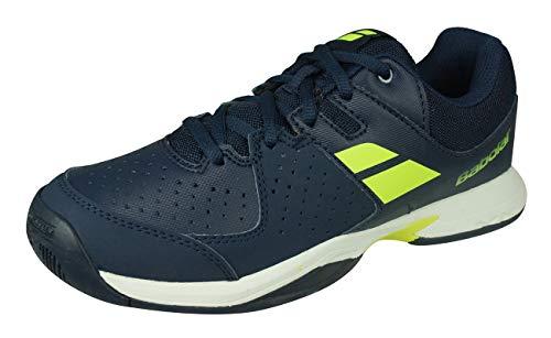 babolat Pulsion All Court- Zapatilla de Tenis para niños (4 UK)