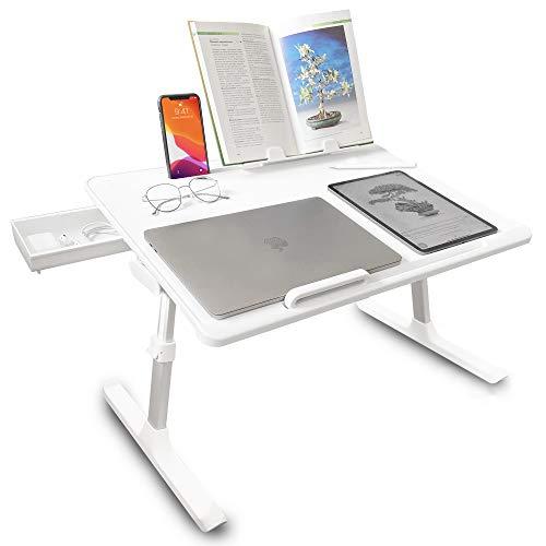 Cooper Desk PRO [XL Adjustable Folding Laptop Desk]
