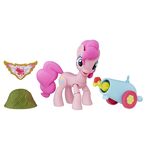 My Little Pony: Guardians of Harmony – Pinkie Pie – Pony Spielfigur + Zubehör
