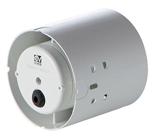 Vortice 11110 Aspiratore Elicoidale Punto Ghost Vortice per Condotti MG 90 3,5