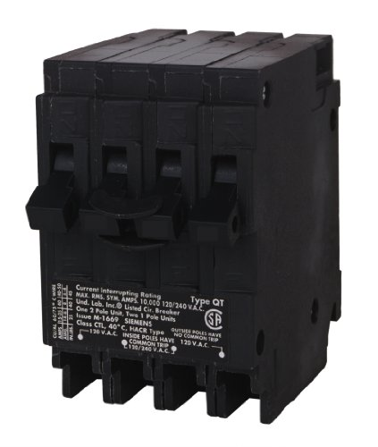 Murray MP25020 One 50-Amp Double Pole Two 20-Amp Single Pole Circuit Breaker