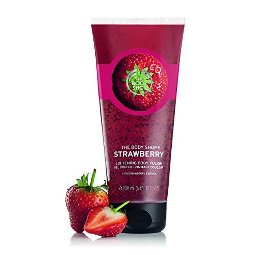 The body shop Body Shop Body Polish Strawberry 200 ml