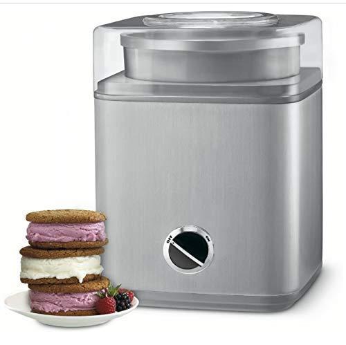 Elektronische Eismaschine, Eismaschine Erstellt Soft Serve, Frozen Yogurt, EIS und mehr in Minuten