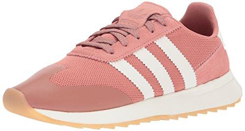 adidas Originals FLB W, Zapatillas Deportivas. para Mujer, Cristal Blanco y Rosa, 36 EU