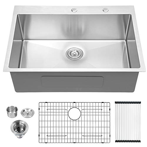 What is the Best Guage for a Stainless Steel Kitchen Sink