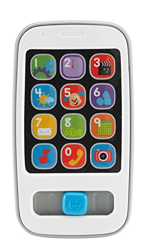 Mattel Fisher-Price - Laugh & Learn - Smart Phone CDY98 (Danish)