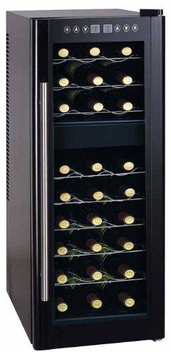 Cantinetta - frigo vino 27 bottiglie a doppia...