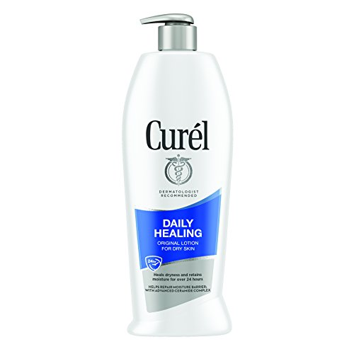 Curel Natural Healing Soothing Moisture Lotion for Dry Skin