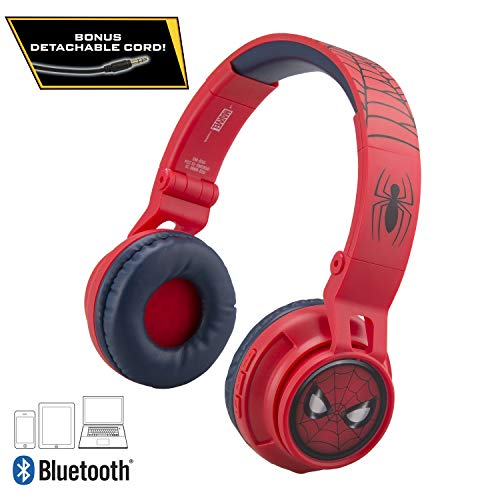 Spiderman Wireless Headphones