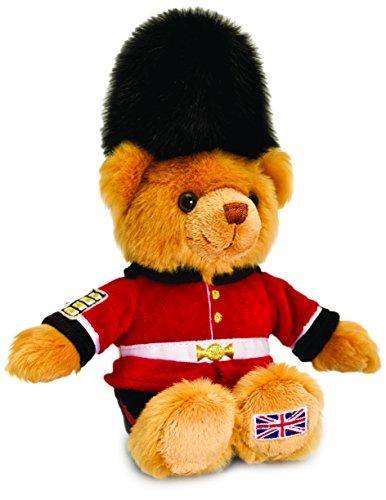 London Gardist Bear - Souvenir Stofftier, Keel Toys 15 cm Teddy - SL4143