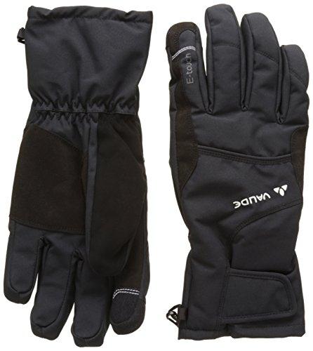 VAUDE Handschuhe Roga Gloves, Black, 9, 06142