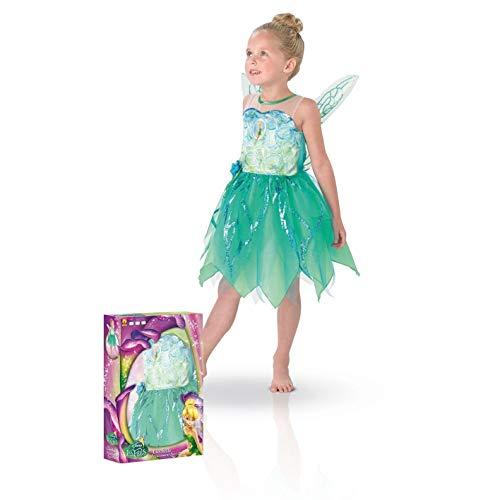 Disney - 154981m - Costumi per Bambini - Set Deluxe Tinkerbell Pixie - Taglia M