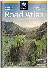 Rand McNally 2022 Road Atlas with Protective Vinyl Cover (United States, Canada, Mexico) (Rand McNally Road Atlas United States/Canada/Mexico (GIFT EDITION))