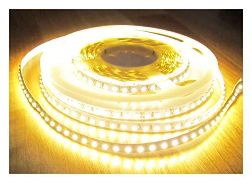 2640 Lumen 5m Led Streifen 600 LED warmweiß 24Volt Pro-Serie ohne Netzteil von AS-S