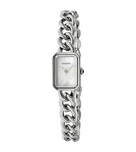 Chanel Premiere Madreperla quadrante in acciaio inossidabile Ladies Watch...