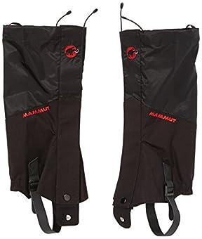 マムート(MAMMUT) Nylon Gaiter 0001 black 1090-02810 S