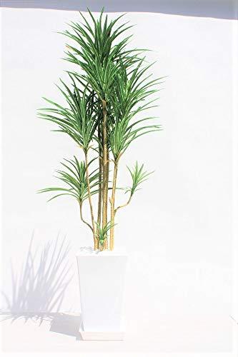人工観葉植物・フェイクグリーン, 新ユッカ・光触媒、受け皿付き