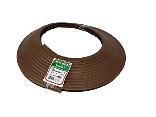 Trim-A-Slab (Walnut) Expansion Joint Repair/Replace Material - 1' x 25 Linear feet (7.6m)