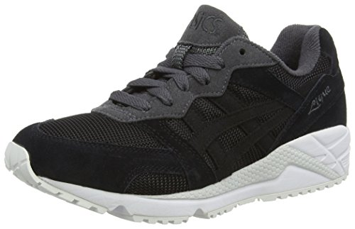 Asics Gel-Lique, Zapatillas Unisex Adulto, Negro (Black/Black), 40 EU