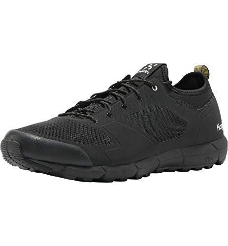 Haglöfs L.I.M Low, Zapatillas para Caminar Hombre, 2C5-True Black, 44 2/3 EU