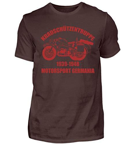 Groupe de Protection de Force - Motorsport Germania   1939-1948   Moto Gespann – T-Shirt pour Homme - Marron - Large