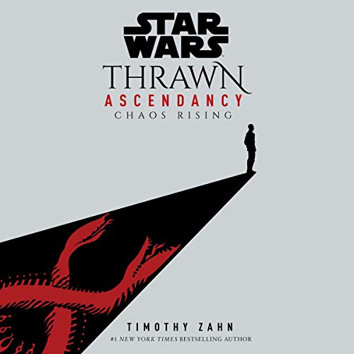 Star Wars: Thrawn Ascendancy audiobook cover art