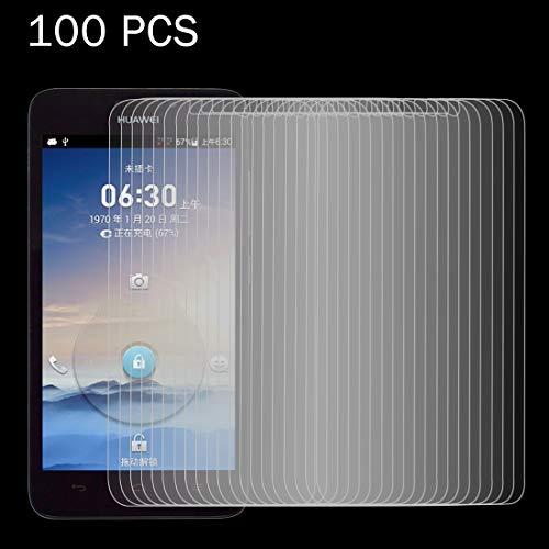 N/A Bildschirmschutz 100 PCS for Huawei Ascend G630 0.26mm 9H Oberflächenhärte 2.5D Explosionsgeschützte gehärtete Glasfolie