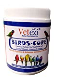 Vetezi Birds-Cure by 'Tom and Birdy' | Food Supplement for Pet Birds |