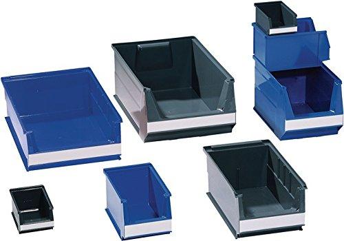 Lockweiler Sichtlagerkasten blau f.ca.7,2l 19200324