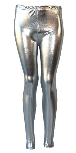 RIDDLED WITH STYLE - Leggings - Liso - para niña