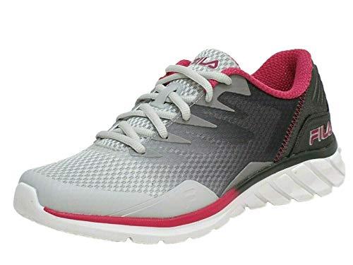 Fila Womens Memory Countdown 9 Running Shoes 6 Gray
