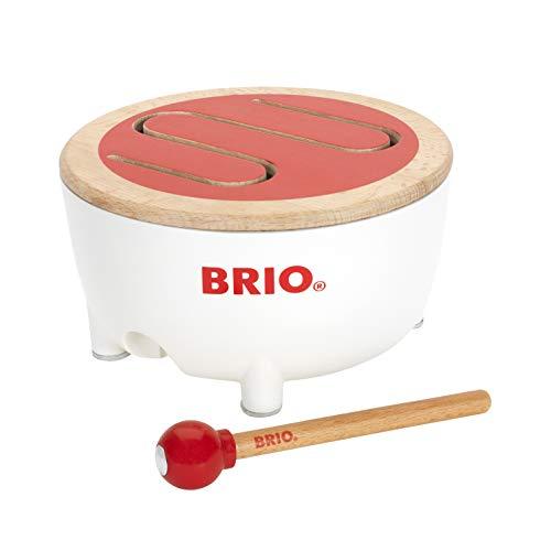 BRIO (ブリオ) ドラム [ 木製 楽器 おもちゃ ] 30181