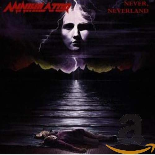 Never, Neverland Re-Issue