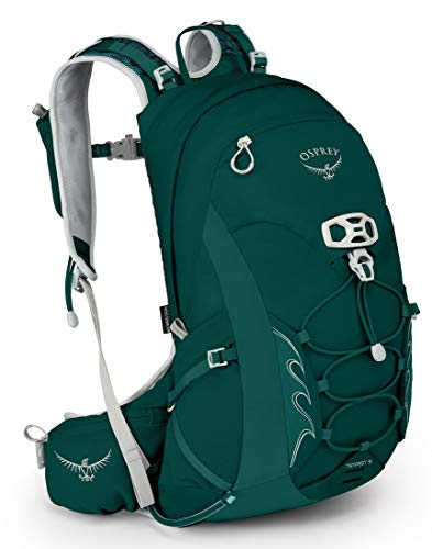 Osprey Tempest 9 Women's Hiking Backpack, Chloroblast Green, X-Small/Small
