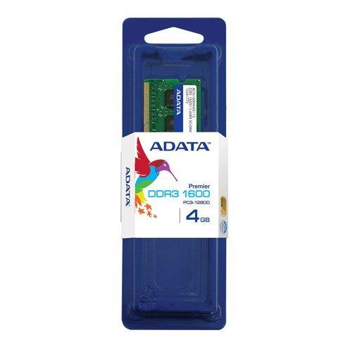 Adata AD3U1600W4G11-S - Módulo de memoria RAM de 4 GB, DDR3 1600