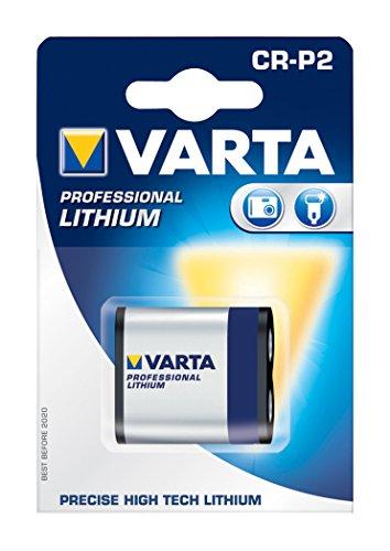 Varta T2-X1-706074 Photo Lithium CR-P2 Batterie