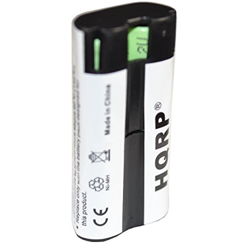 HQRP Battery Compatible with Philips Avent SCD510 SCD520 SCD510/00 SCD520/00 Digital Screen Baby Monitor with DECT Technology BY1146 CRP395 CRP395/01 996510035449 420303584800