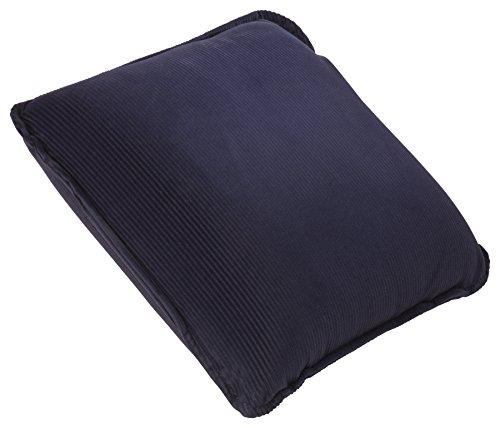 RUSSKA 24088100 Entspannungskissen mit Massagefunktion, dunkelblau