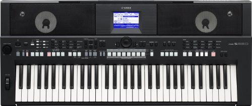 Yamaha PSR-S650