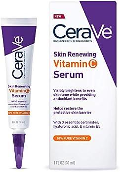 2-Pack CeraVe Vitamin C Serum with Hyaluronic Acid 1-oz. Tubes