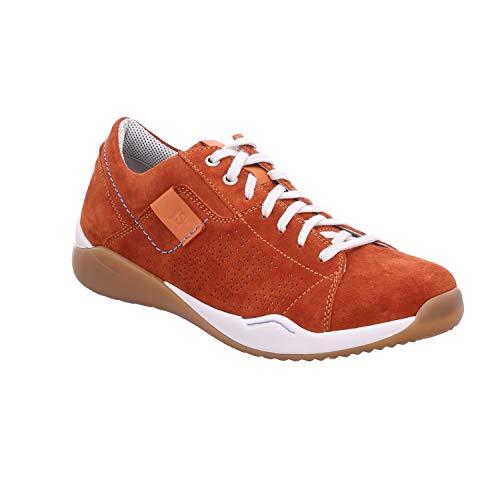Josef Seibel Herren Ricardo 07 Sneaker, Orange (Orange 840), 45 EU
