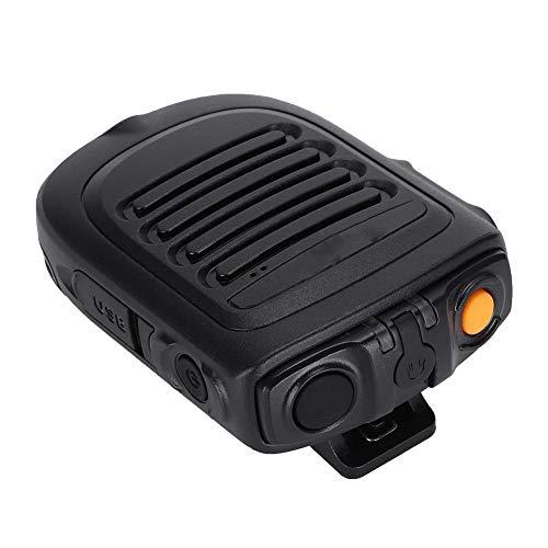 Draagbare handmicrofoon, portofoon handheld met Bluetooth PTT-microfoon, draadloze microfoon voor presentaties, lessen en activiteiten.