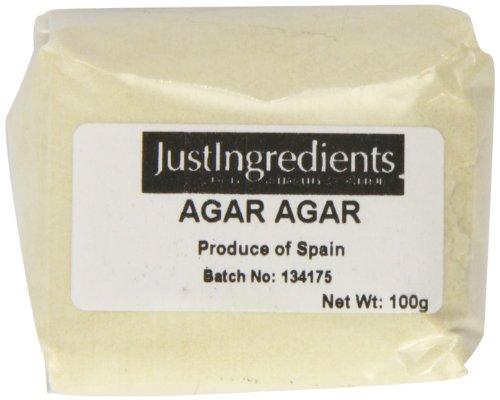 JustIngredients Agar Agar - 100 gr