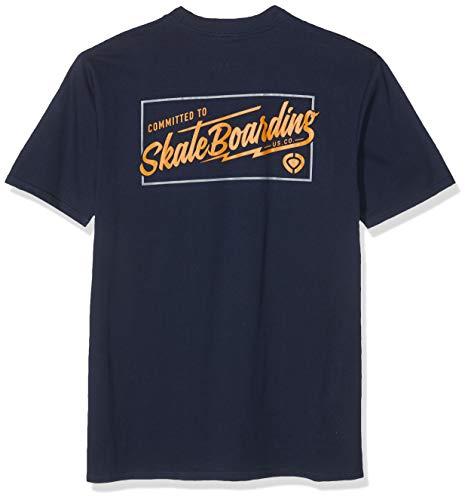 C1RCA Lightning Camiseta para Hombre