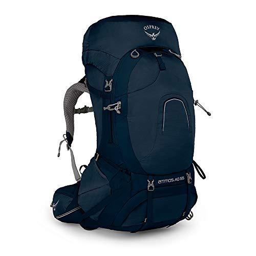 Osprey Europe Herren Atmos AG 65 Backpacking Pack, Unity Blue, MD