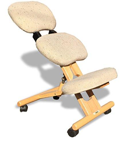 cinius Sedia ergonomica con Schienale, Varie colorazioni...