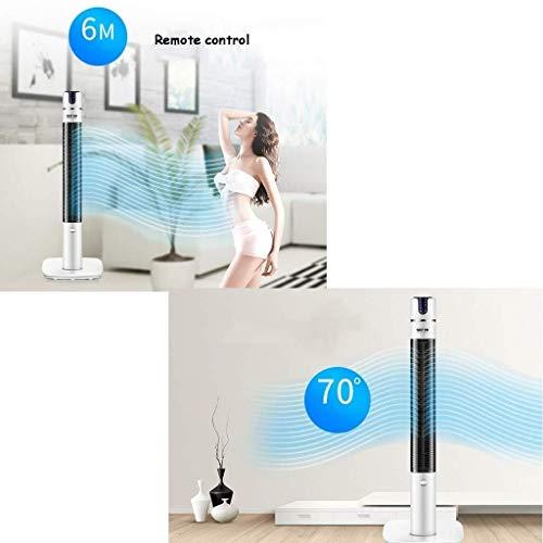 Ventilator voor huishoudelijke apparaten Fan-witte basis huishoudelijke ventilator elektrische ventilator, spray vloerventilator, schommeling ventilator, vernevelen buiten koelventilator Verticale des