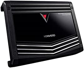 Kenwood KAC-5001PS 1000-Watt Mono Amplifier with LPF (Renewed)